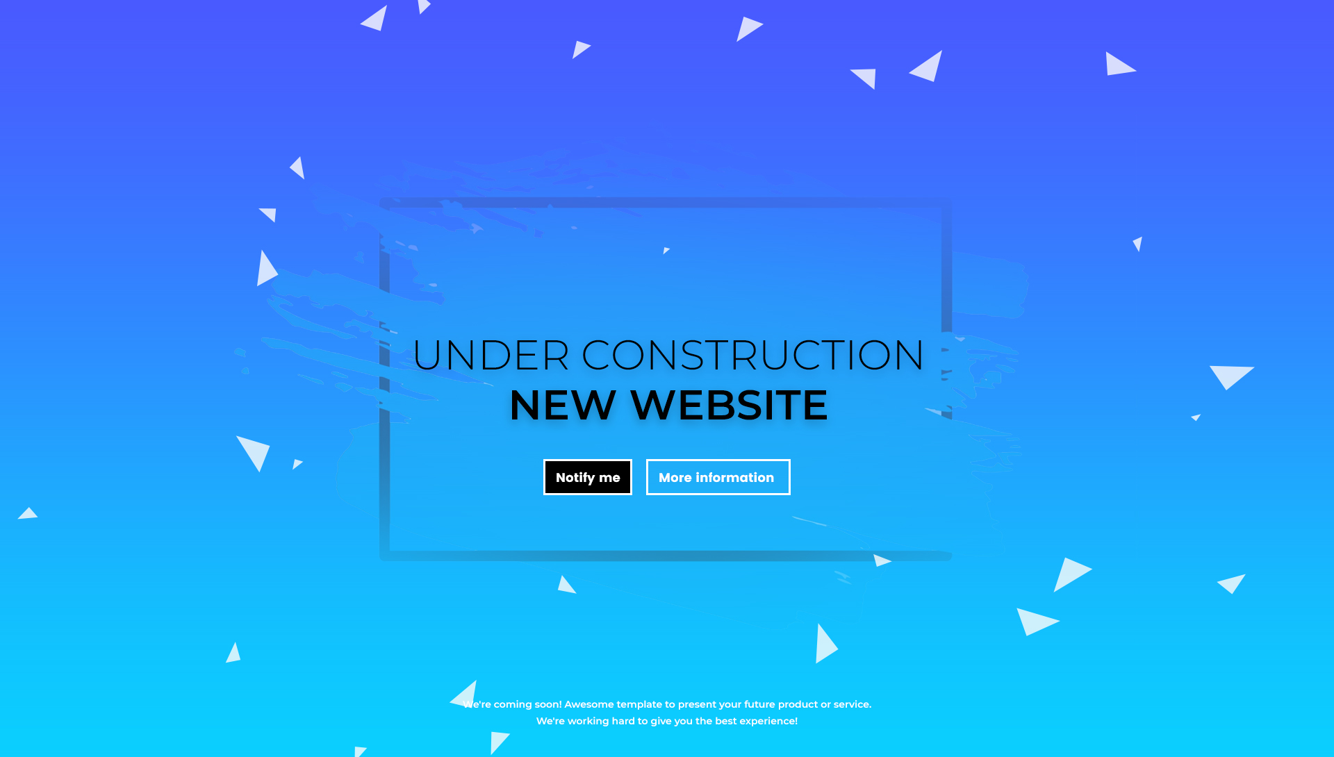 Coming Soon Construction Html Responsive Landing Page Olanding