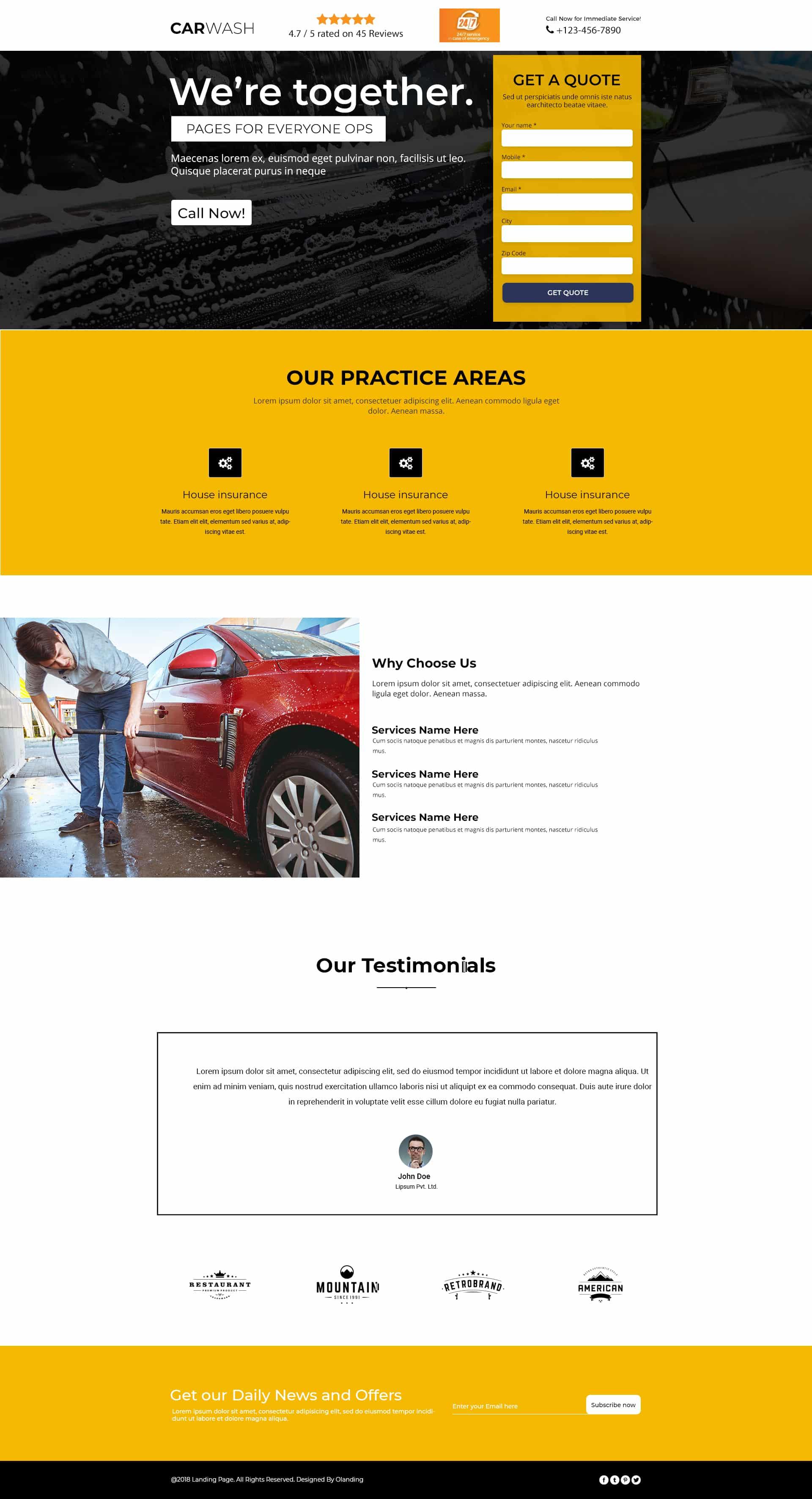 online car repair service