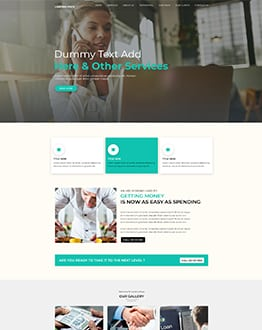 Buy Landing Pages Templates and WordPress Theme | oLanding