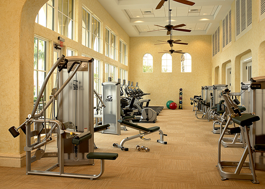 Old Palm Fitness Center