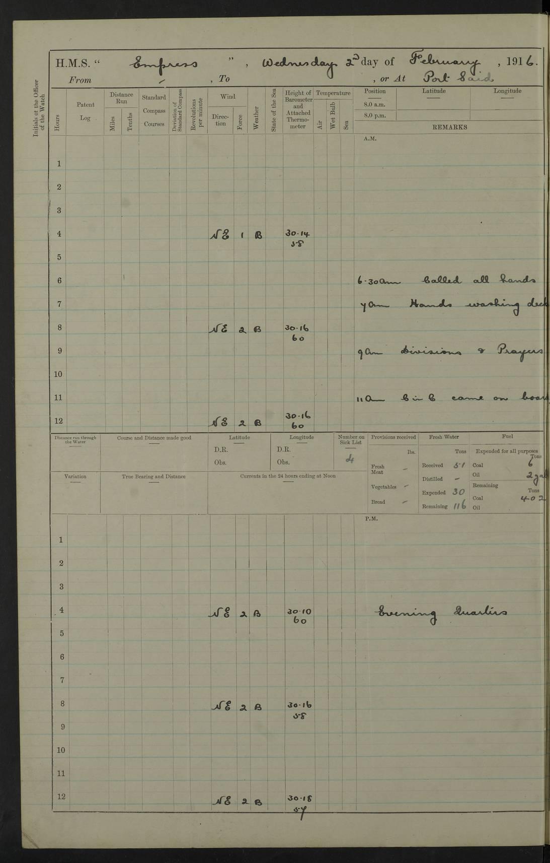 Hms Empress Seaplane Carrier British Warships Of World War 1 1935 Plymouth Wiring Diagram 4ef4fb71e53e0a0c91005ba9 Https S3amazonawscom443 Oldweather Adm53 40784 0024 0