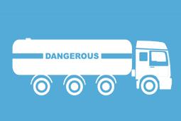 Transport des marchandises dangereuses