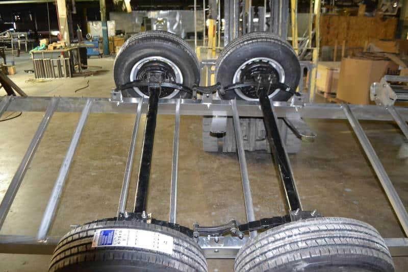 legacy elite 2 aluminum chassis frame