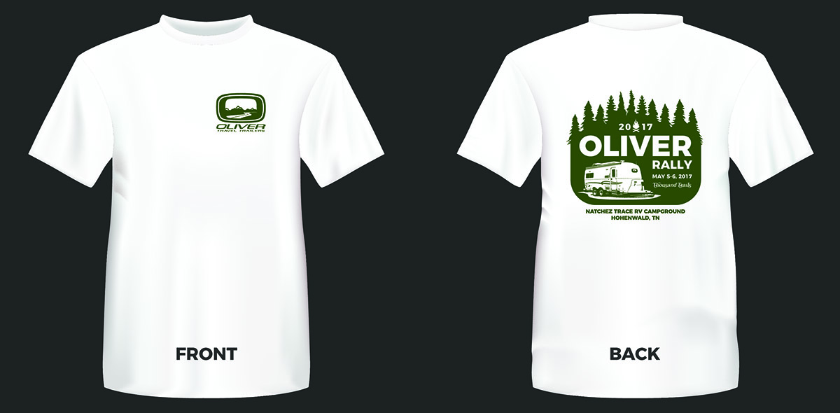 2017 Oliver Rally T-Shirt