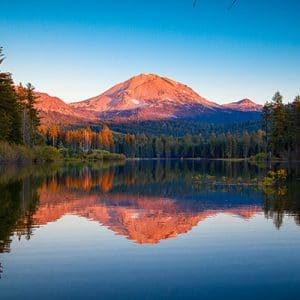 Northern California Best Camping Spots Lassen Volcanic National Park