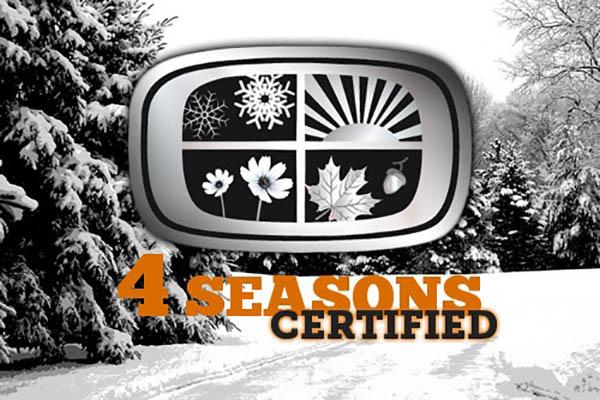 4 seasons travel trailers