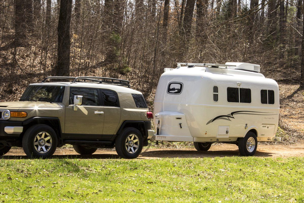 Tour A Legacy Elite Cer Made By Oliver Travel Trailers - Www