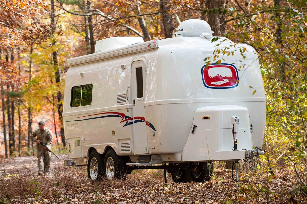 oliver legacy elite 2 boondocking with a man out hunting