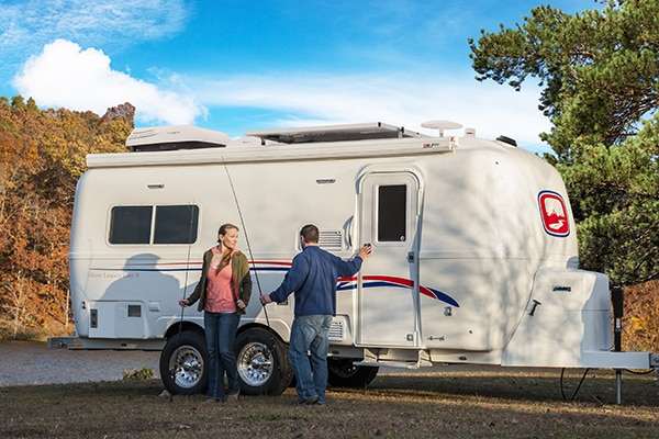 get started with your own oliver travel trailer