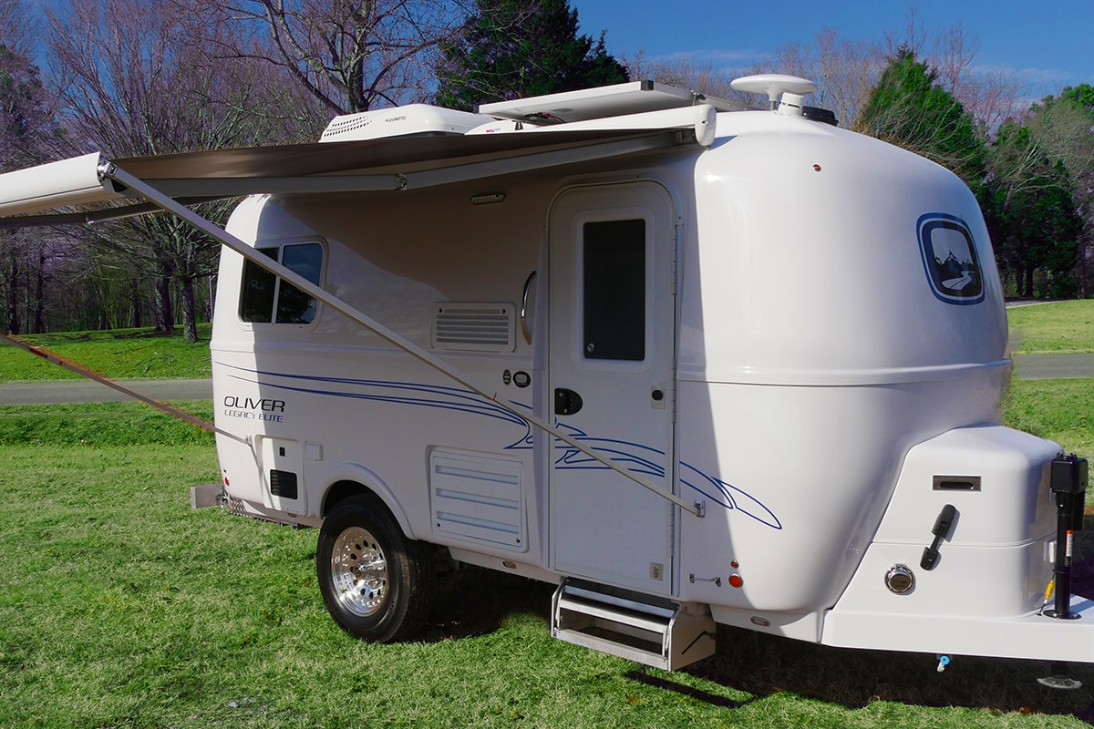 Oliver Travel Trailers High Quality Luxury Fiberglass