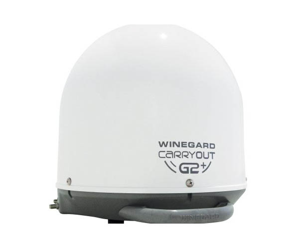 oliver travel trailers add-ons and upgrades options winegard g2+ plus antenna