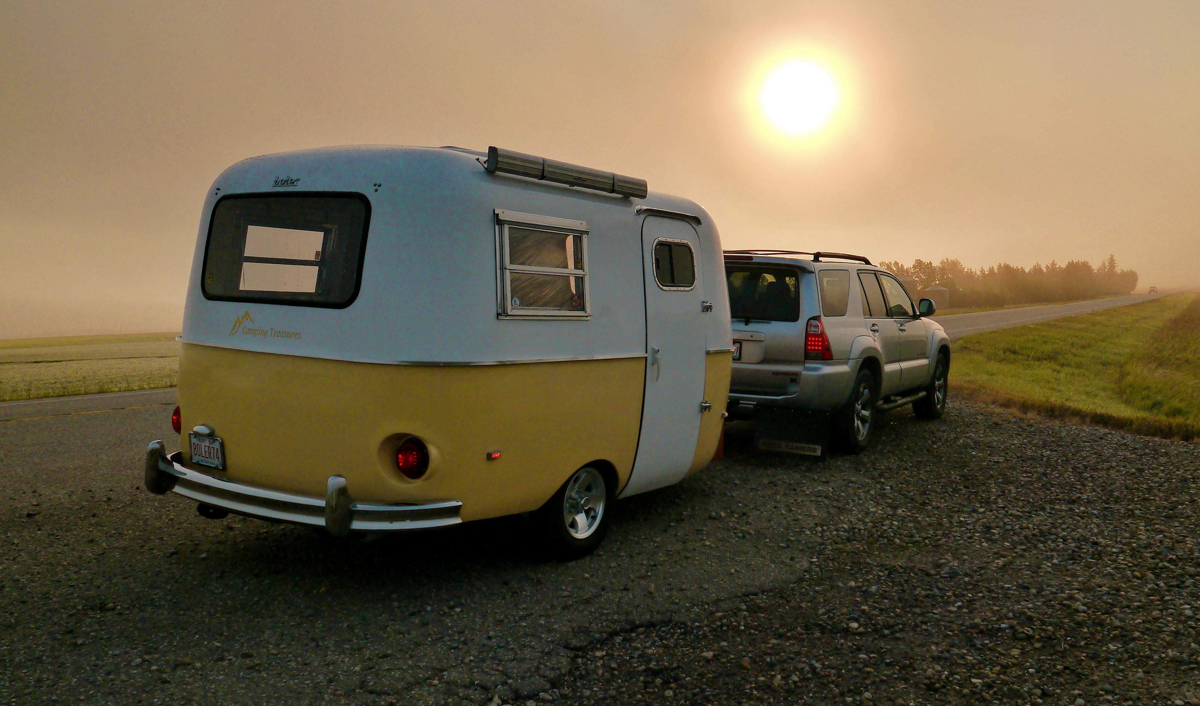 Peachy Boler 50Th Anniversary Rally Oliver Travel Trailers Wiring 101 Tzicihahutechinfo