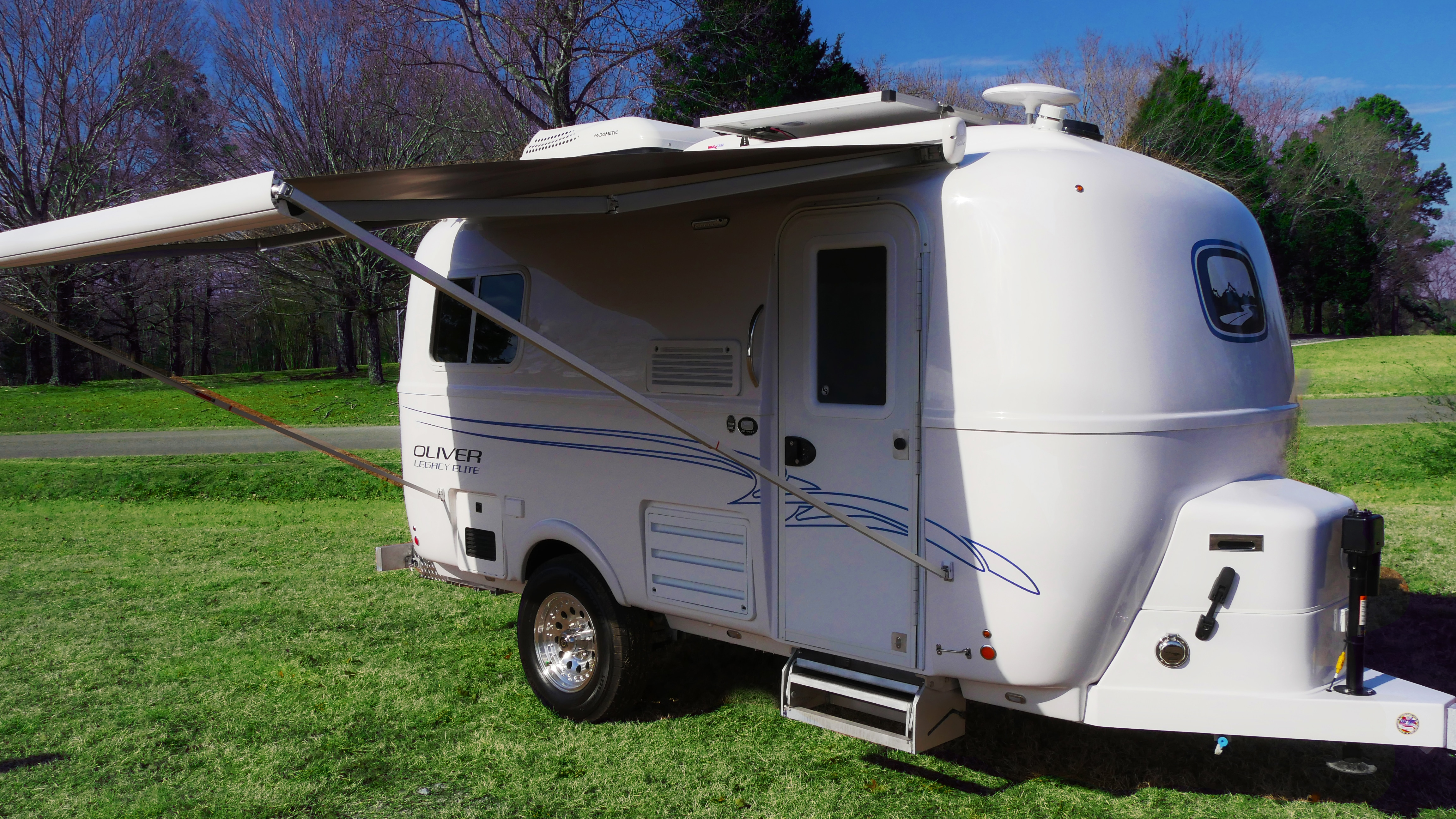 Keep Your RV Trailer Cool This Summer | Oliver Travel Trailers