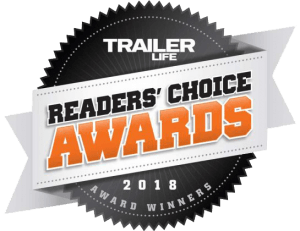2018 trailer life reader choice award