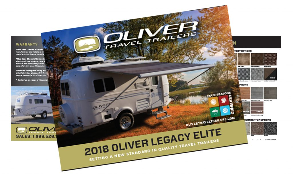 oliver travel trailers brochure download