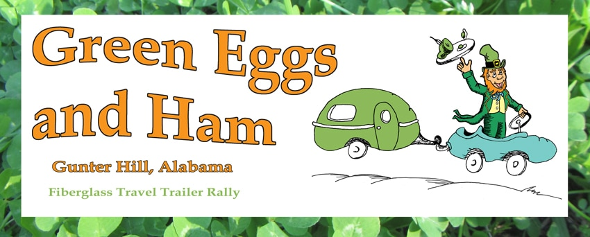 green eggs and ham rally