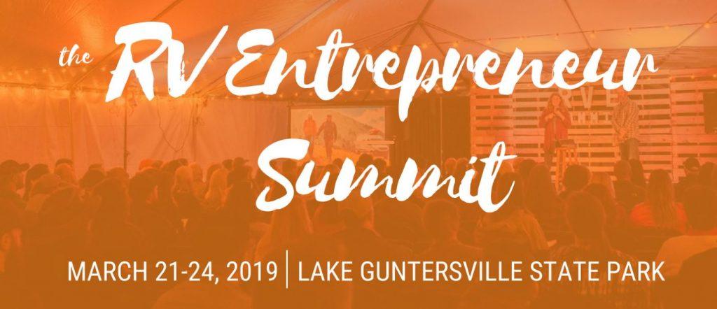 rv entrepreneur summit 2019