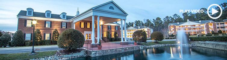 Holiday inn club vacations for 2 bedroom suites williamsburg va