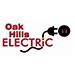 Website for Oak Hills Electric, Inc.