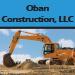 Website for Oban Construction, LLC