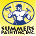 Website for Summers Painting, Inc.