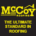 Website for McCoy Roofing, Siding and Contracting