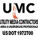 Website for Utility Media Contractors