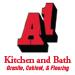 Website for A1 Kitchen & Bath, Inc.