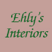 Website for Ehly's Interiors
