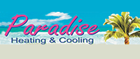 Website for Paradise Heating & Cooling