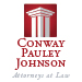 Website for Conway, Pauley & Johnson, PC