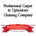 Website for Professional Carpet & Upholstery Cleaning