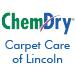Website for Chem-Dry Carpet Care of Lincoln