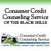 Website for Consumer Credit Counseling/Black Hills