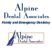 Website for Alpine Dental Associates