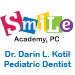 Website for Darin L. Kotil, DDS, PC