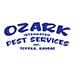 Website for Ozark Integrated Pest Service, Inc.