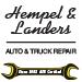 Website for Hempel & Landers, Inc.