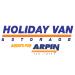 Website for Holiday Van & Storage