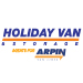 Website for Holiday Van & Storage