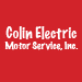 Website for Colin Electric Motor Service, Inc.