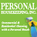 Website for Personal Housekeeping, Inc.