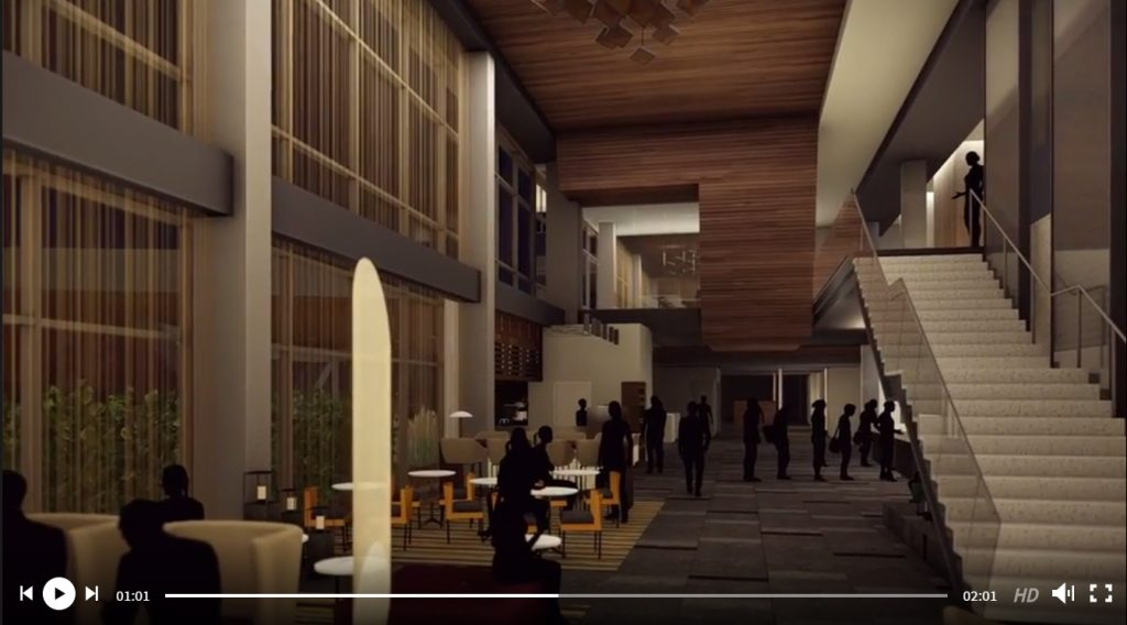 A tour through the new InterContinental Minneapolis-St. Paul Airport Hotel