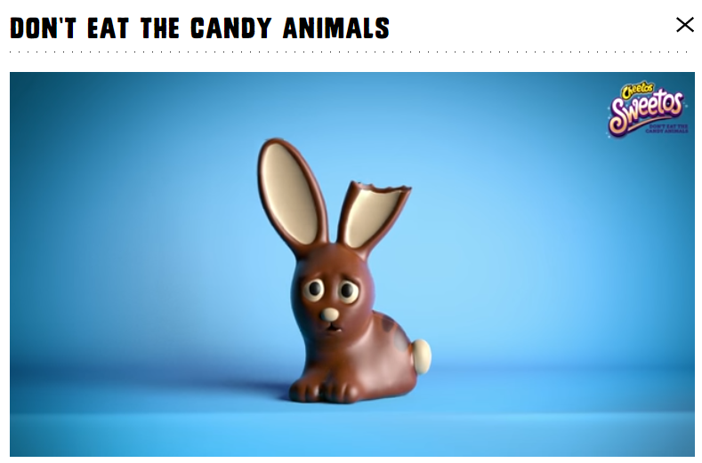 candy animals