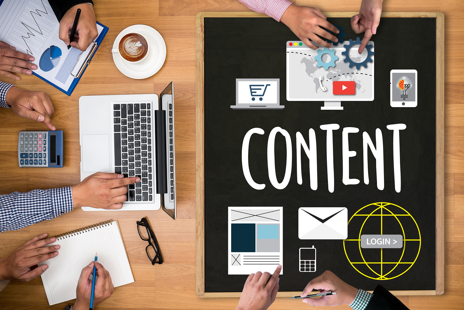 5 Major Content Marketing Trends for 2017