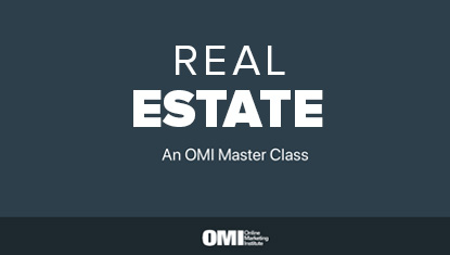 Real Estate - Online Marketing Institute