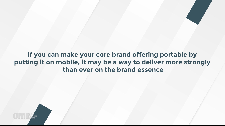 Mobile: Brand