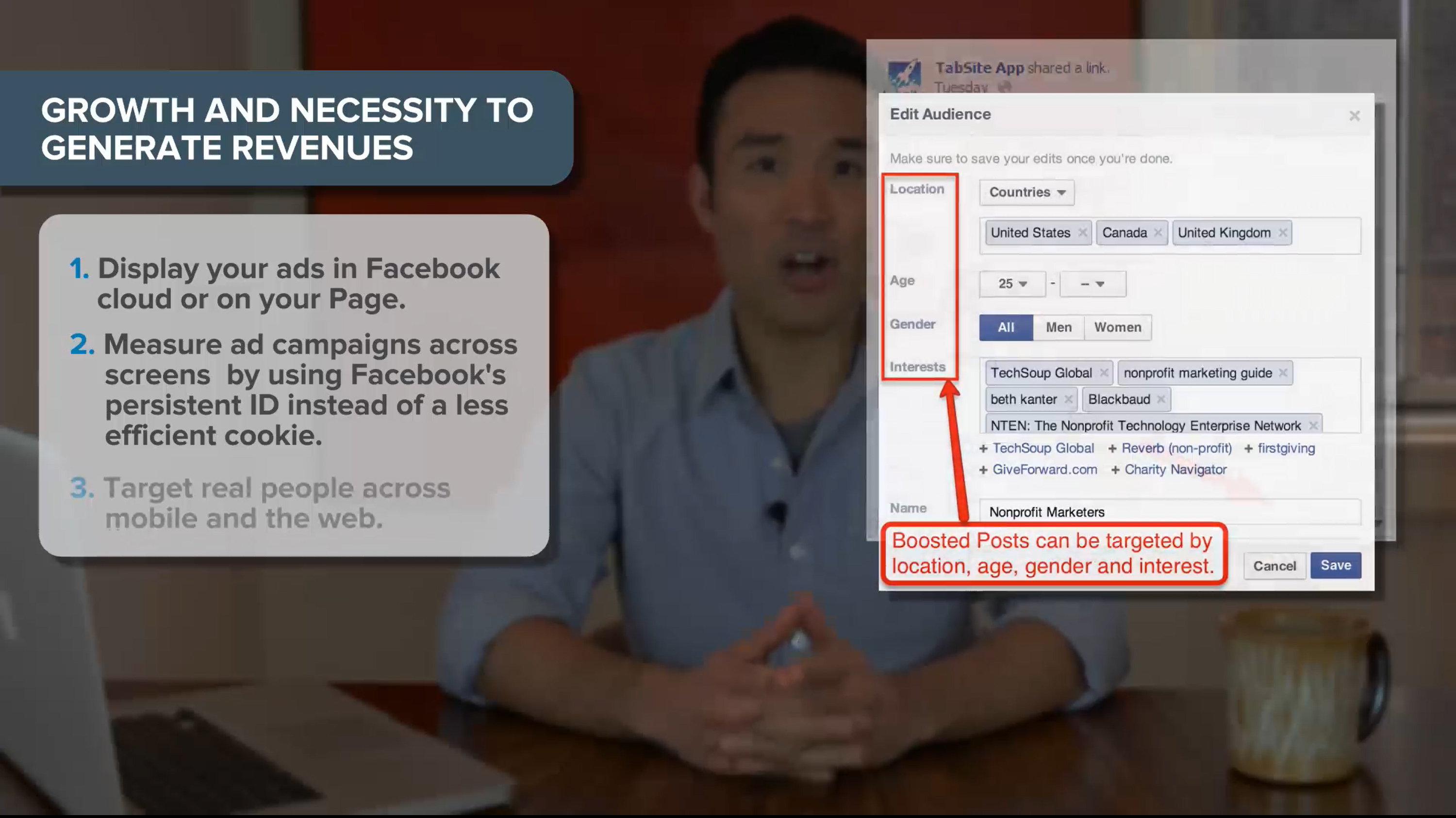 Your Business Goals on Facebook