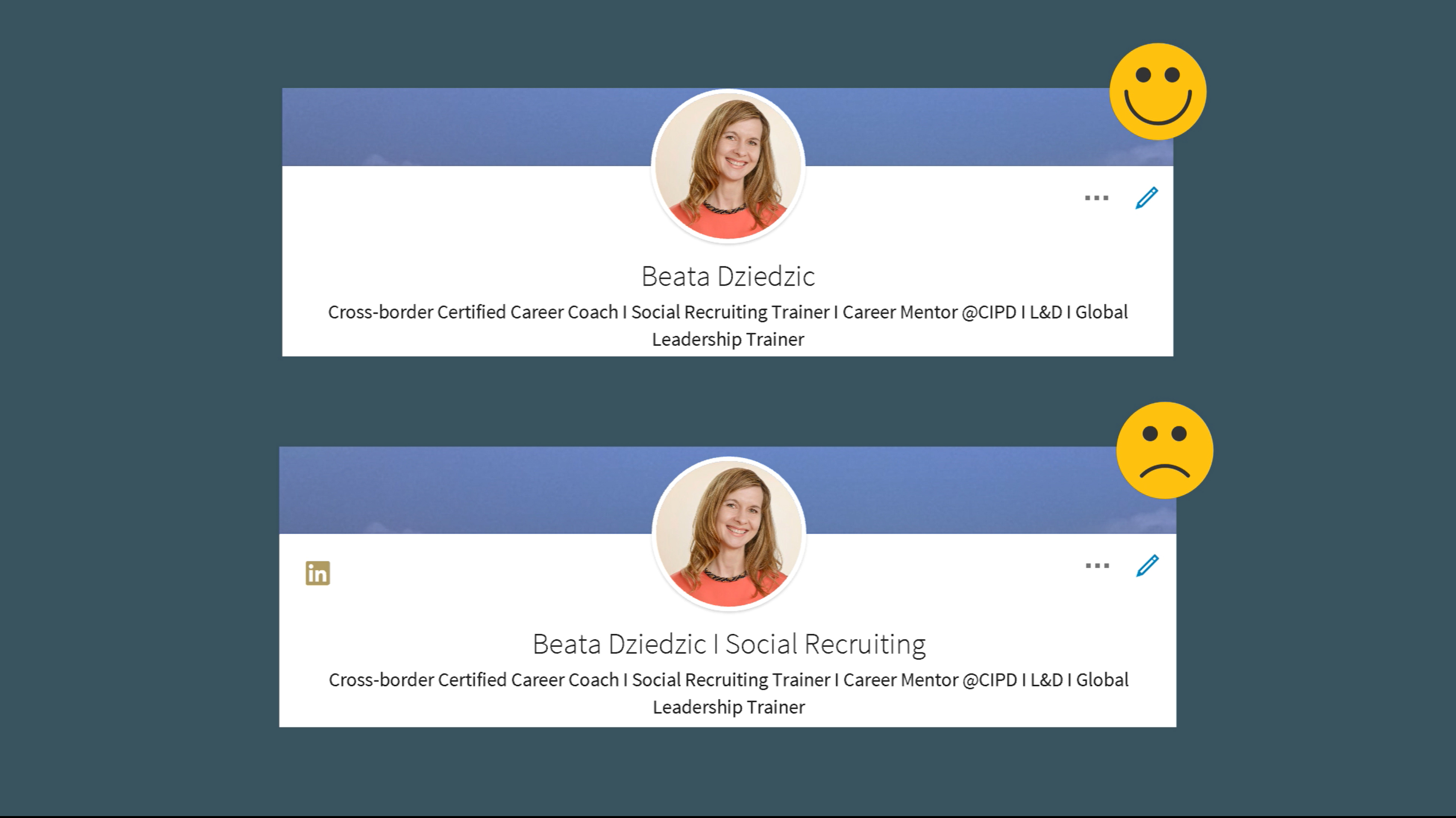 Creating an Influential LinkedIn Profile