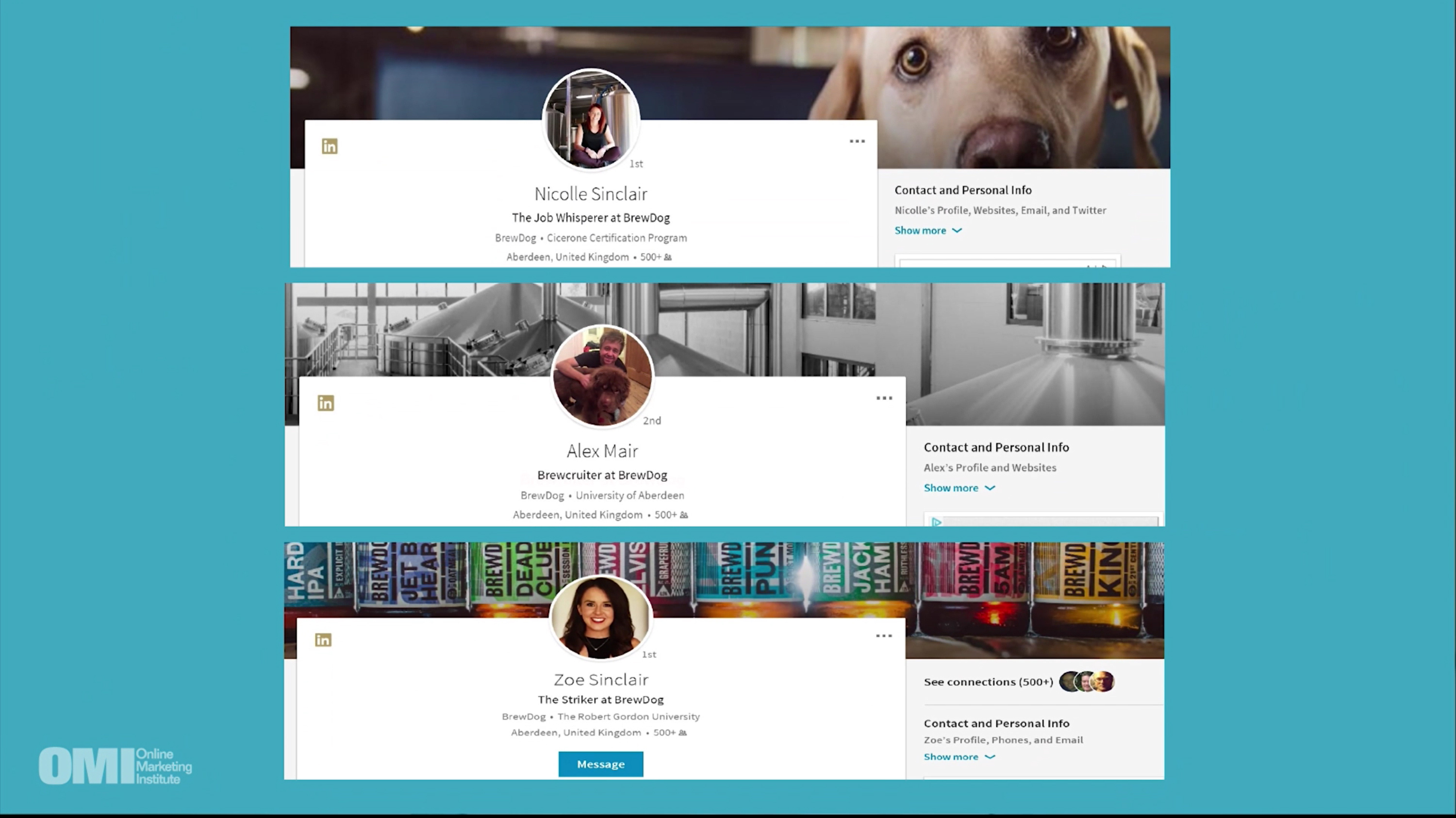 How to use Linkedin for Social Recruiting